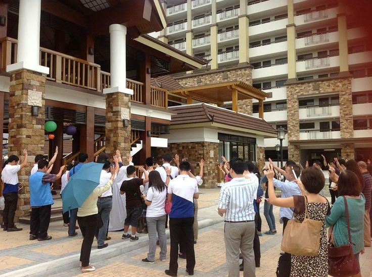 Bali Oasis Opening ceremonies