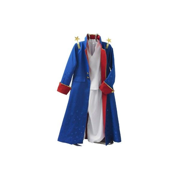 Fit for a royal wardrobe; a 'Little Prince' costume!