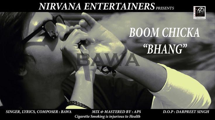 Boom Chicka: Bhang I Bawa I Latest Hindi Rap Song I 2017 I Jammu Rappers