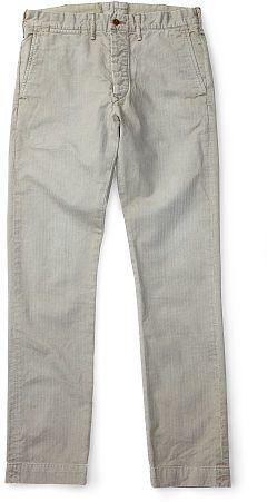Ralph Lauren RRL Slim Fit Cotton Chino