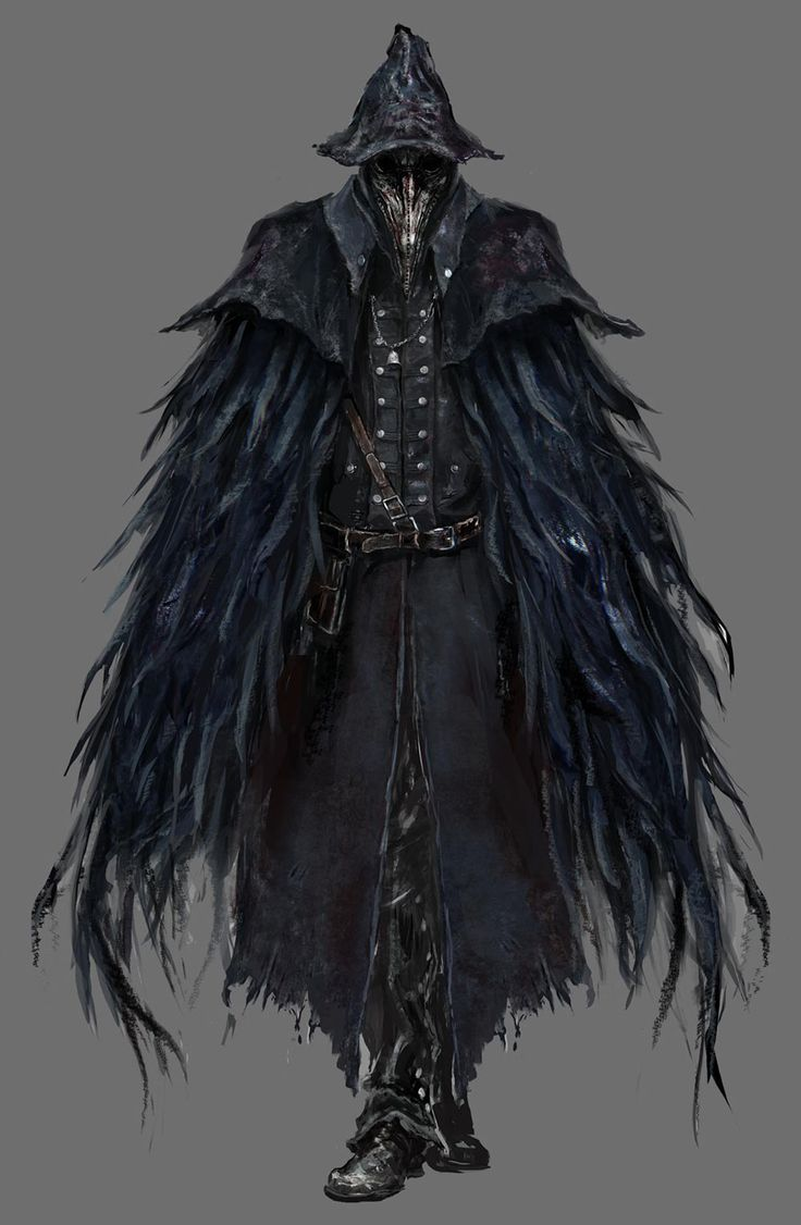 Bloodborne: Raven Hunter