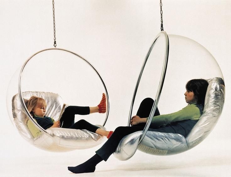 fauteuil bubble chair suspendre bubble chairball