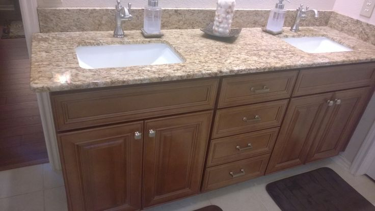 Bathroom Vanity Designed By Ashton Sams. Wolf Classic Cabinetry Hudson
