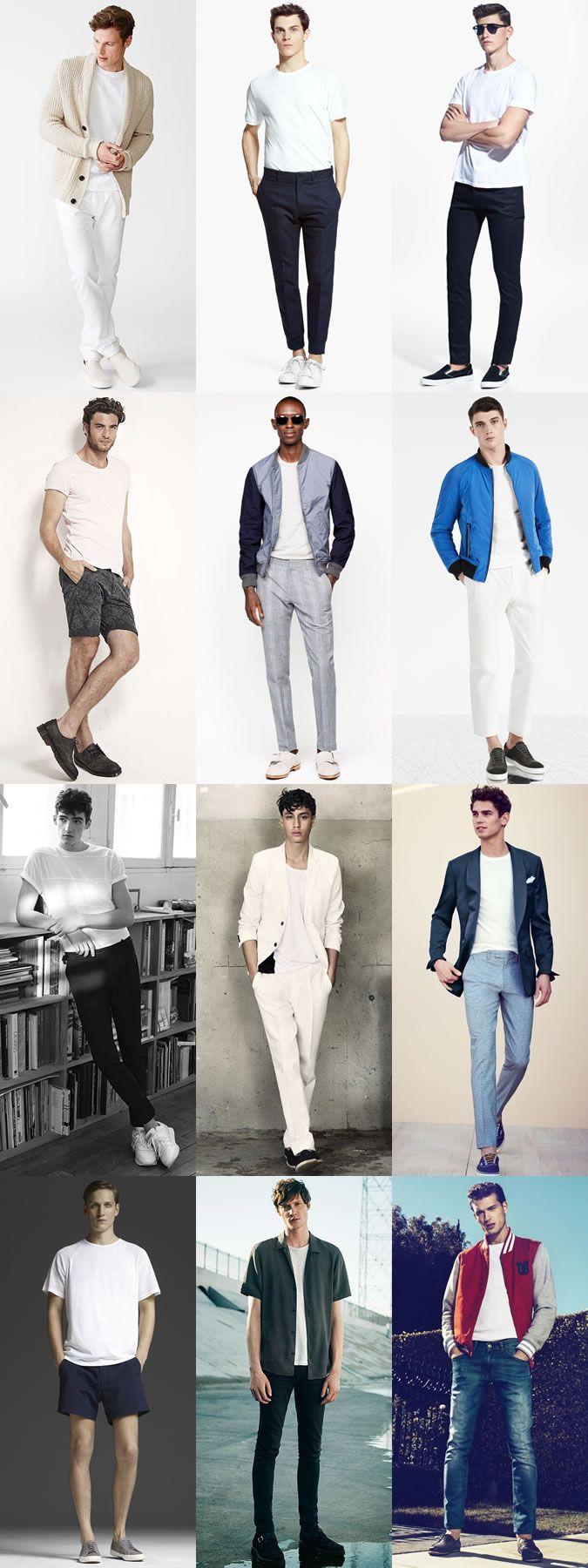 Shirts Recommendations for Men in Summer#mens tops#mens designer t shirts