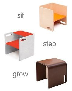 Bloom POGO 3 in 1 Chair Step Stool for Children Kids as Table Booster Seat in Baby Other Baby Items  sc 1 st  Pinterest & 66 best Booster seat and bathroom sink stools images on Pinterest ... islam-shia.org