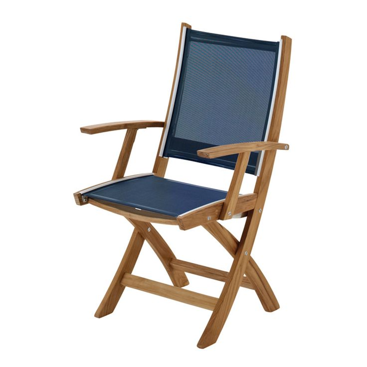 Solana Folding Chair w/Arms