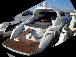 Yacht Rizzardi 45S. 6 Letti. Prendo Auto di Lusso in Permuta