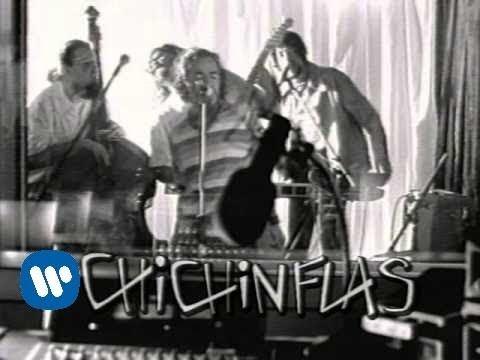 """Video de la canción """"Chilanga Banda"""", de Café Tacuba, para el tema de Dialectos del español mexicano: el chilango, en la clase de Sociolingüística."""