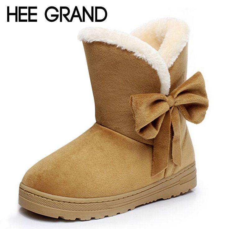 $25.98 (Buy here: https://alitems.com/g/1e8d114494ebda23ff8b16525dc3e8/?i=5&ulp=https%3A%2F%2Fwww.aliexpress.com%2Fitem%2FHEEL-GRAND-Winter-Snow-Boots-Flock-Inside-Women-Ankle-Boots-Warm-Platform-Shoes-Woman-Slip-On%2F32716682945.html ) HEE GRAND Winter Snow Boots Flock Inside Women Ankle Boots Warm Platform Shoes Woman Slip On Flats Casual Women Shoes XWX1385 for just $25.98