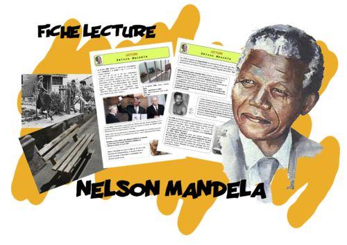 Nelson Mandela: fiche de lecture