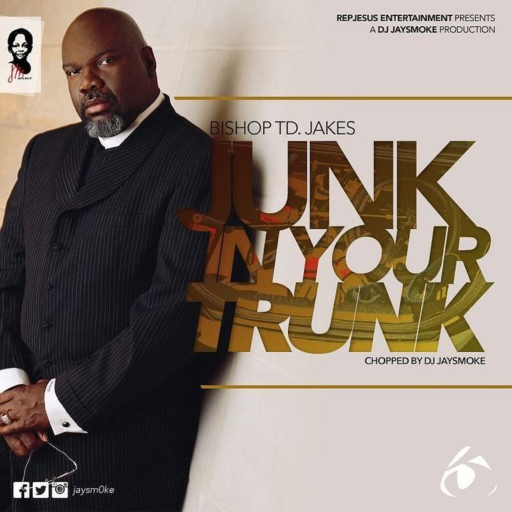 Check out this project I worked on featuring Bishop @TDJakes titled Junk in your Trunk. Grab it at http://ift.tt/2xuI8Ta  #Jesus #Christ #God #HolySpirit #radio #tv #dj #presenter #music #discjockey #christian #urban #hiphop #rap #afro #pop #dancehall #dance #sing #entertainment #movies #drama #acting #fbpg #awards #dj #ghana #deejay