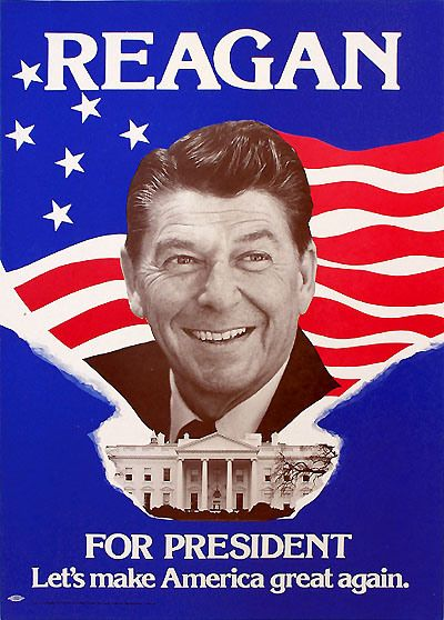 We learn from history, right? But sometimes that's mythologized, or warped. So here's  Dan Mitchell's analysis. Among Republicans and conservatives, Ronald Reagan