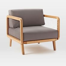 John Vogel Outdoor Lounge Chair