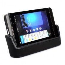 Dock BlackBerry Z10 - Syncronización y Carga - Negro  Bs.F. 126,07