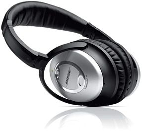 QuietComfort® 15 Acoustic Noise Cancelling® headphones. For the girl who wants to read in her apartment that's full of small, screaming children.