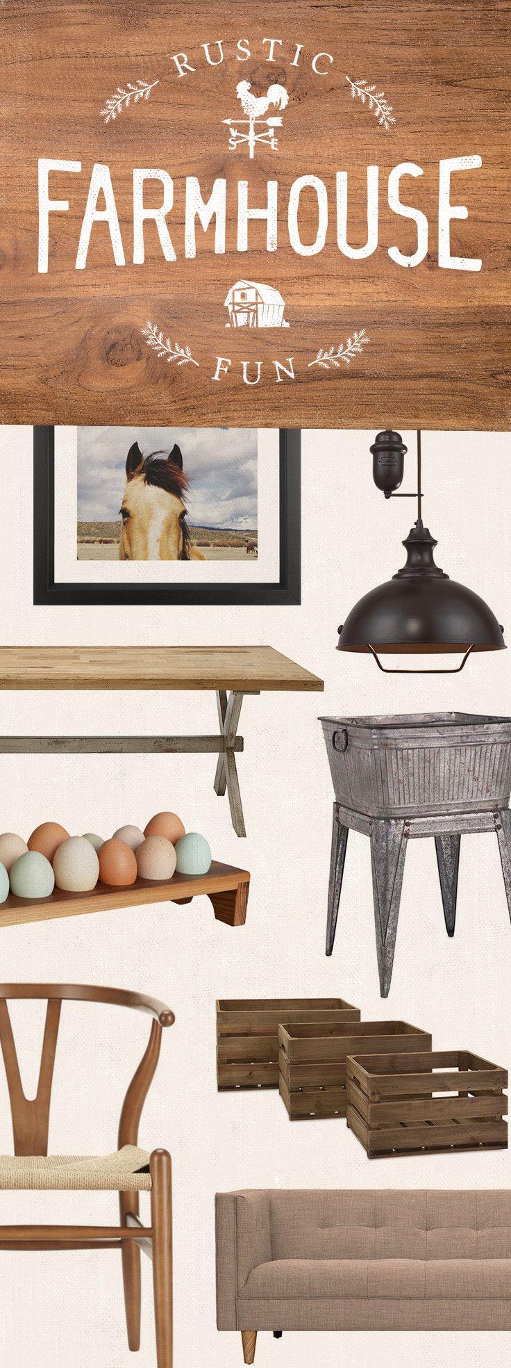 rustic farmhouse fun furniture collection dot bo new decorating ideas. Black Bedroom Furniture Sets. Home Design Ideas