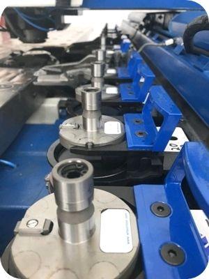 Scule Trumpf / TRUMPF tools - Wilson Tool - Scule de calitate si accesorii pentru masini de stantat CNC tip Trumpf TruPunch si Trumpf Trumatic / Casete scule tip Trumpf cartridge /