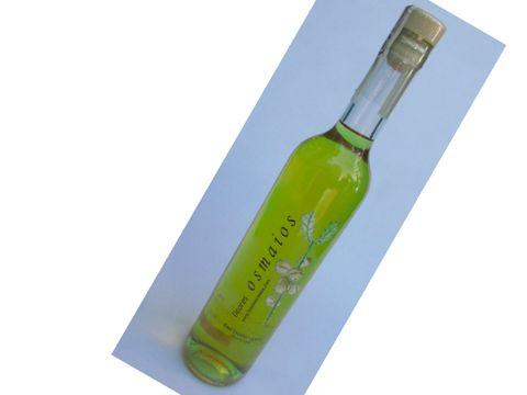 OsMaios - Botella Cristal LICOR ARTESANAL