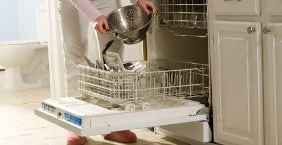 Brillantante fai-da-te all'acido citrico per la lavastoviglie