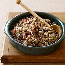 Weight Watchers Hoppin' John  Serving Size: 3/4 cup  Points Plus Value: 4
