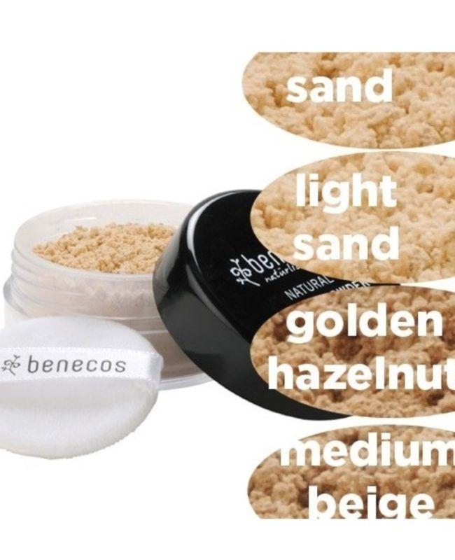 Maquillaje Mineral Bio Polvos Sueltos eco-rincon.com