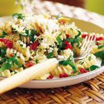 Spinach and Sun-Dried Tomato Pasta Salad recipe - Canadian LivingSalad Recipe