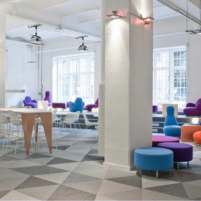 #FitoutFriday Open and bright at @skype Stockholm. pic cred archdaily.com
