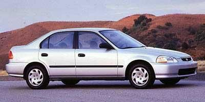 Sedan, 1998 Honda Civic LX with 4 Door in Fresno, CA (93704)
