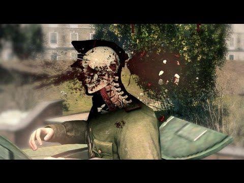Sniper Elite V2 - Top 10 Bullet Cam Kills