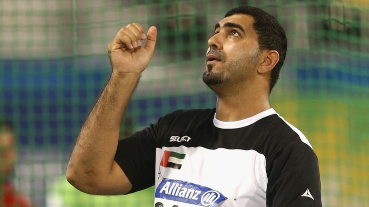 """UAE para-athlete dies in discus incident https://tmbw.news/uae-para-athlete-dies-in-discus-incident  Para-athlete Abdullah Hayayei died after a discus cage fell on him during training, his sports federation says.Hayayei, a United Arab Emirates thrower in the F34 class, was training at Newham Leisure Centre for the World Para-athletics Championships in London.Majid Al Usaimi, the vice president of the UAE Disabled Sports Federation, told Dubai Sports TV """"the metal discus cage fell on his…"""