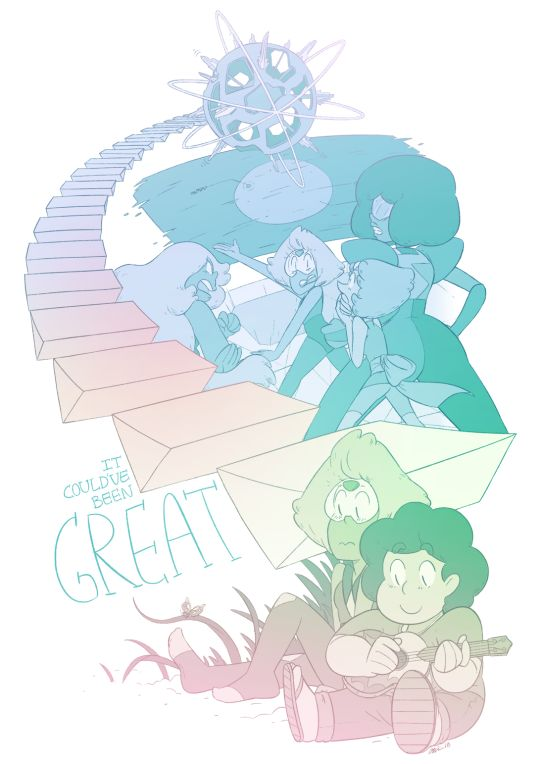 Steven Universe : It Could've been Great