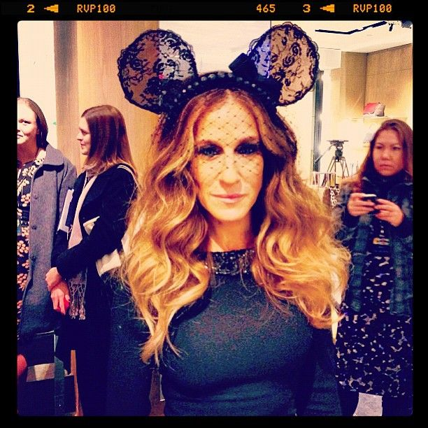 Photo by glamchicrock • Instagram Sarah Jessica Parker in ...