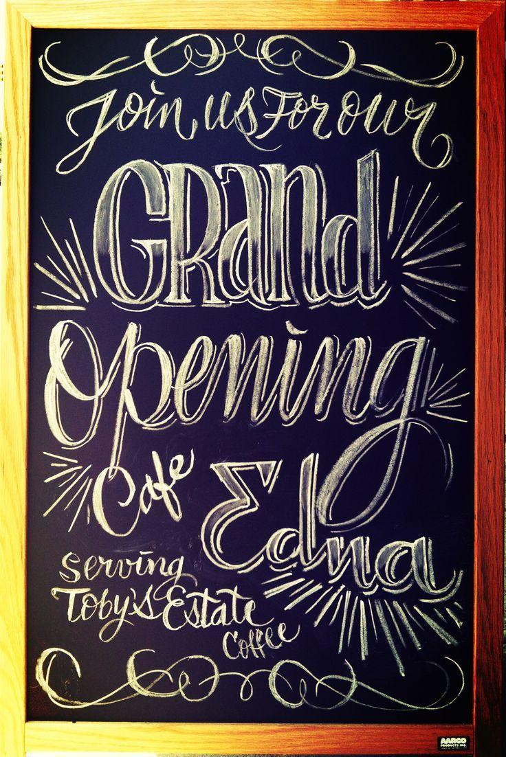 17 Best images about Chalkboard Ideas/Tutorials on Pinterest