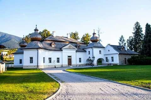 Felsőkubin-Kubinyi család várkastélya