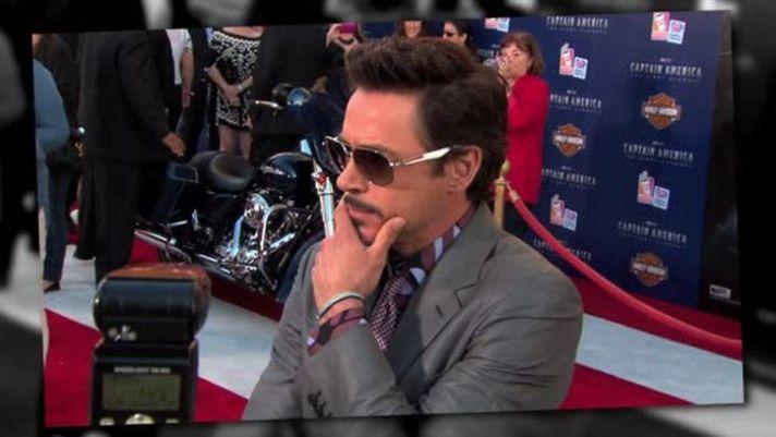 Robert Downey Jr. spricht über Iron Man 4 - Howie's YAGALOO Das Musikmagazin
