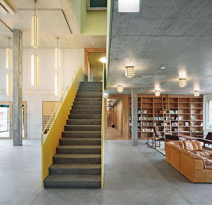 Processus: Kalkbreite résidentiel et commercial à Zurich | DETAIL Inspiration