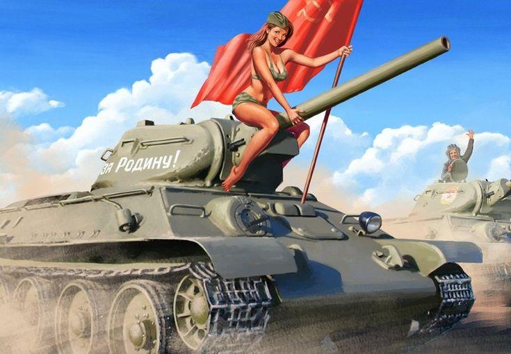 советский пинап
