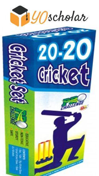 Cricket Set (Senior) Fun Game