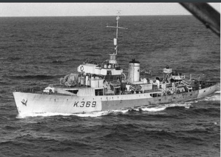 HMCS West York