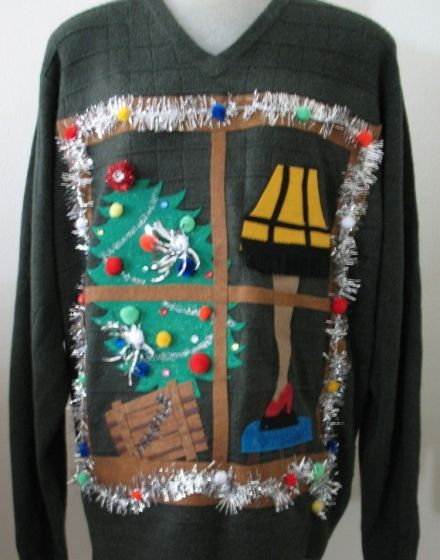 Tis the Season for Ugly Sweater Parties