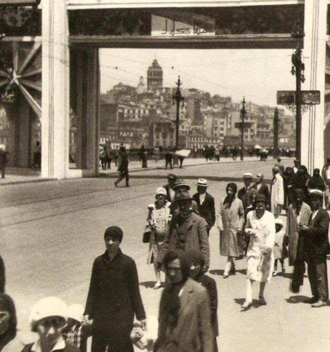 Galata Köprüsü #istanlook #nostalji #birzamanlar
