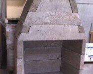 Calore2G105 42 Outdoor Fireplace Kit