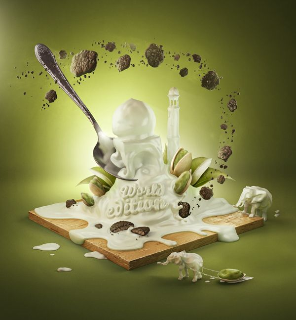 Muller World Edition by Jan Reeh, via Behance
