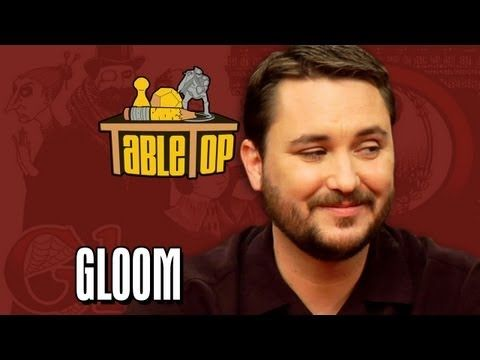 Gloom made me start paying more attention to Wil Wheaton's Tabletop, and then Gloom showed me that the world beyond Monopoly and Scrabble (and whatever else the local big chain store sells) had grown very large in my board gaming absence.