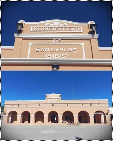 Municipalidad de la localidad de San Carlos, Salta. Argentina