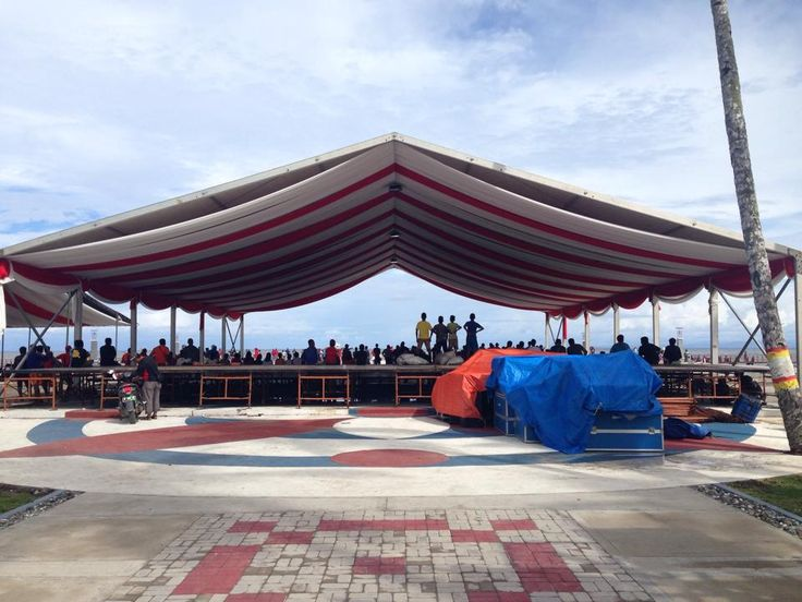 Preparation sail Raja Ampat 2014
