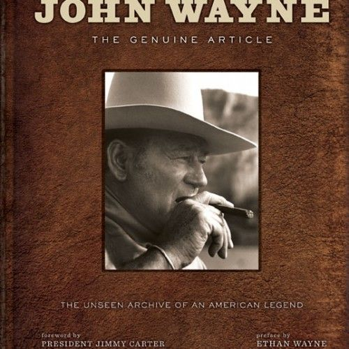 Repin to enter to win John Wayne: The Genuine Article!  http://johnwayne.com/?p=884 $50 John Wayne: The Genuine Article presents the definitive story of how an ordinary man named Marion Mitchell Morrison became a top box office draw for three decades, and a larger-than-life legend known simply as the Duke.