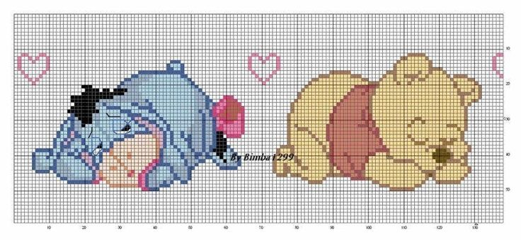 Karilla and Cross Stitch: Charts