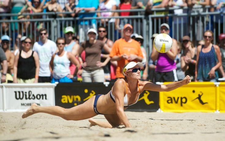 Fit Follow-Up: Jennifer Kessy, AVP Pro Beach Volleyball #olympics #olympicmoms