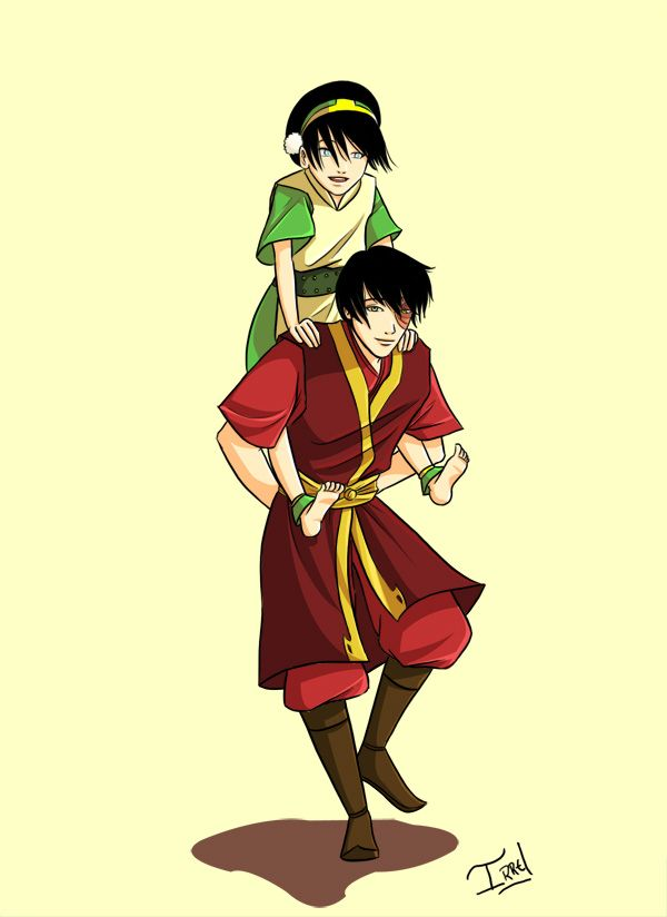 Zuko And Toph 1000+ images about top...